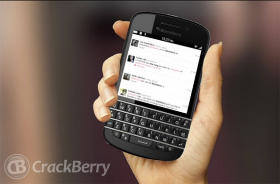 BlackBerry N series 3