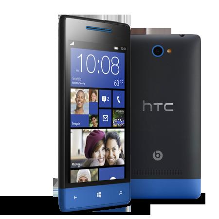 HTC WP 8S 2V blue