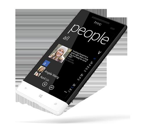 HTC WP 8S L45 black