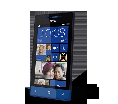 HTC WP 8S L45 blue