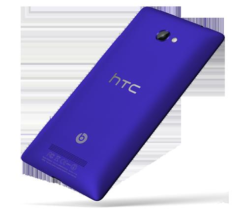 HTC WP 8X L45b blue
