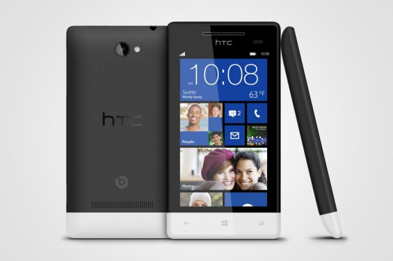 Windows Phone 8S by HTC Domino