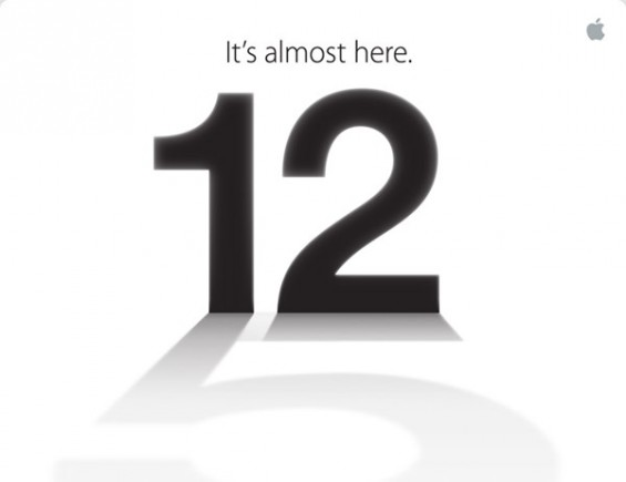 apple announces presumed iphone 5 launch event for september 12t