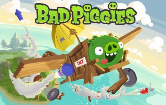 bad piggies exclusive gameplay top630