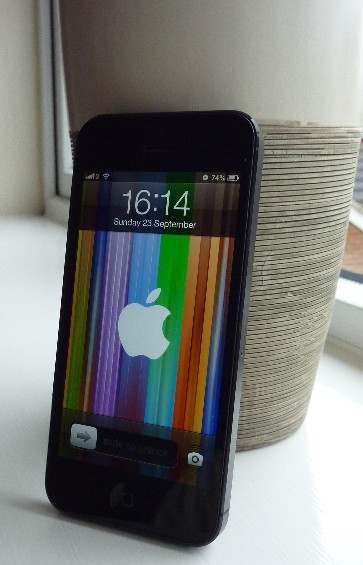 iPhone5 front