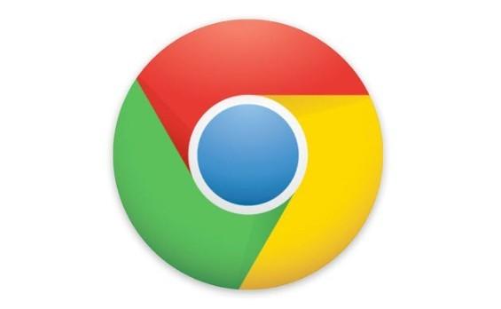 new google chrome logo