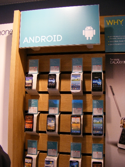 Android Section