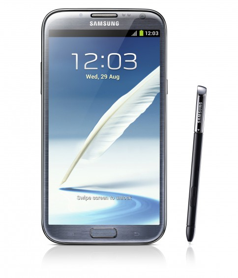 GALAXY Note II Product Image 5
