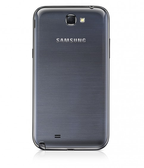 GALAXY Note II Product Image Gray 2