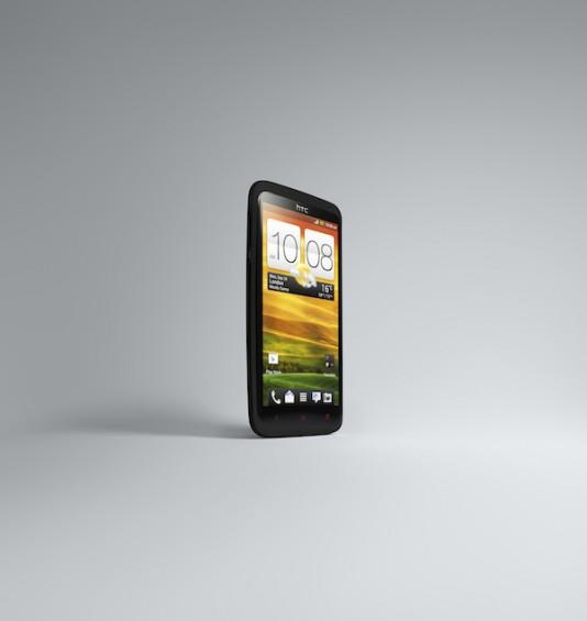 HTC One X+ Right Black