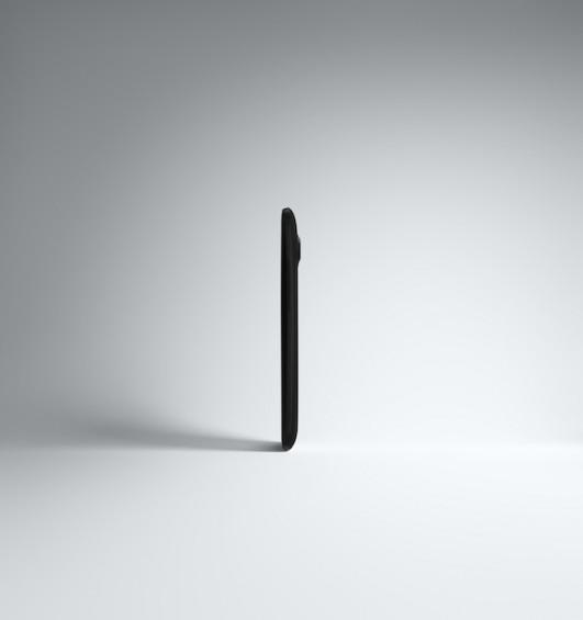 HTC One X+ SideOn BLACK