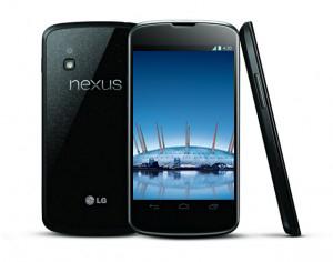 LG Nexus 4 on O2