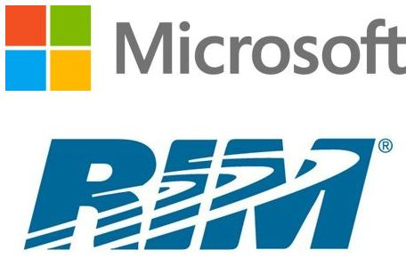 RIM Microsoft