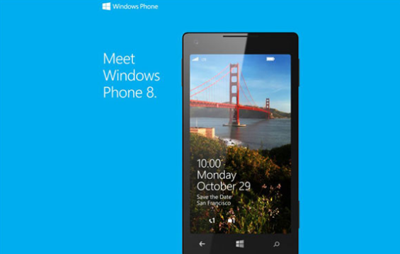 Microsoft to hold a Windows Phone 8 event on October 29