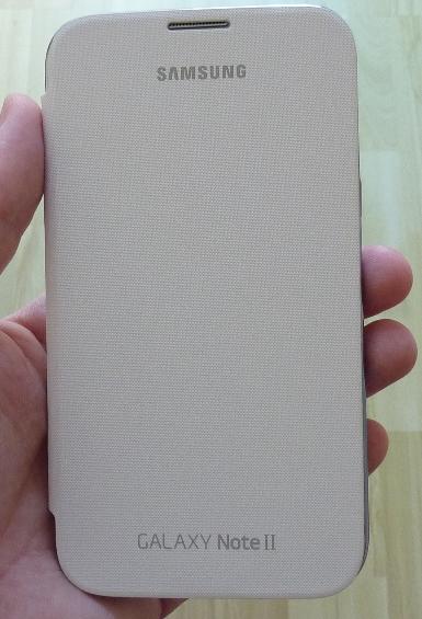 Note 2 Flip Case