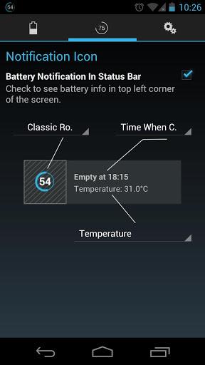 battery widget 2