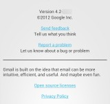 Gmail 4.2 update brings much needed extra functionality on Android [updated with apk download]