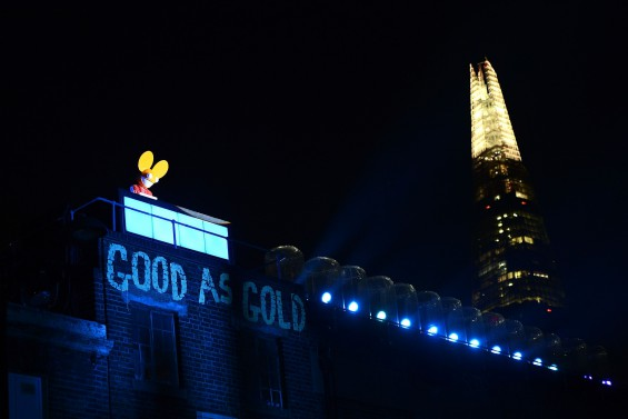 Nokia and deadmau5 Light Up London With This is Lumia
