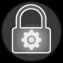 lockscreen policy logo