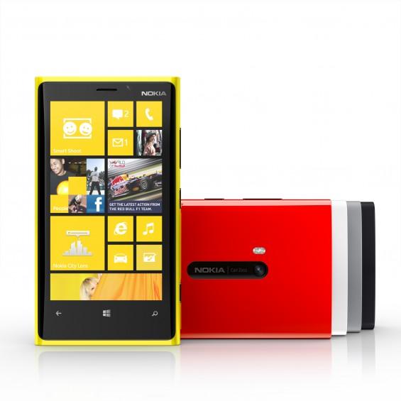 nokia lumia 920 color range