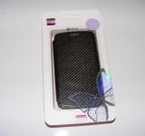 Zenus Galaxy Nexus Prestige Carbon Slim Diary Case Review