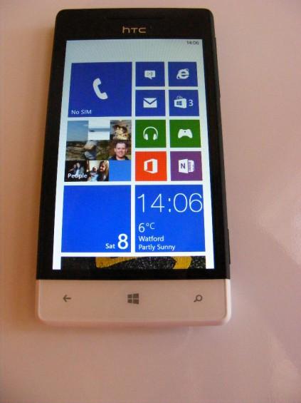 HTC 8S W 4