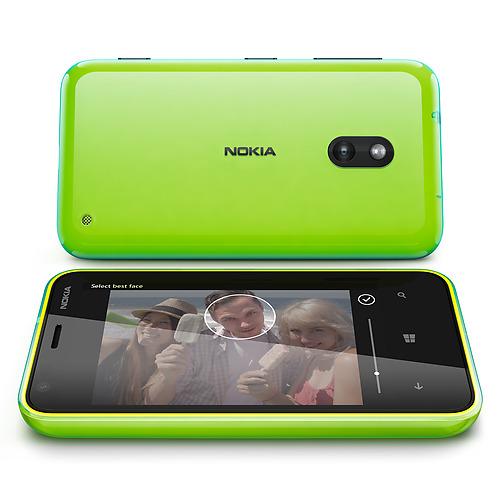 Lumia 620 Smart Shoot