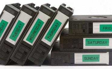 storage tapes