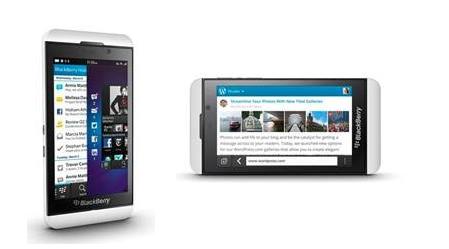 BBZ10 WHITE Phones4U