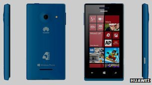 65694853 huawei4afrika blue
