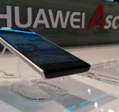 MWC   Huawei Ascend P2 Up Close