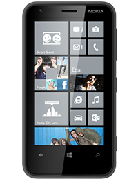 Nokia Lumia 620 on O2
