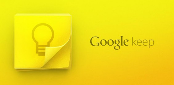 Google Keep Splash