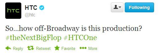 htc tweet 1