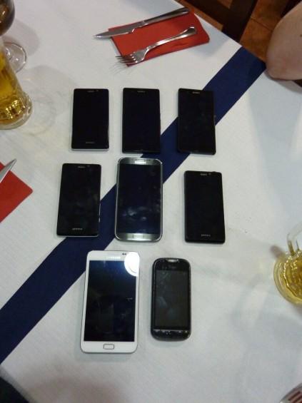 sony phones