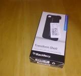 Blackberry Z10 Transform Shell review