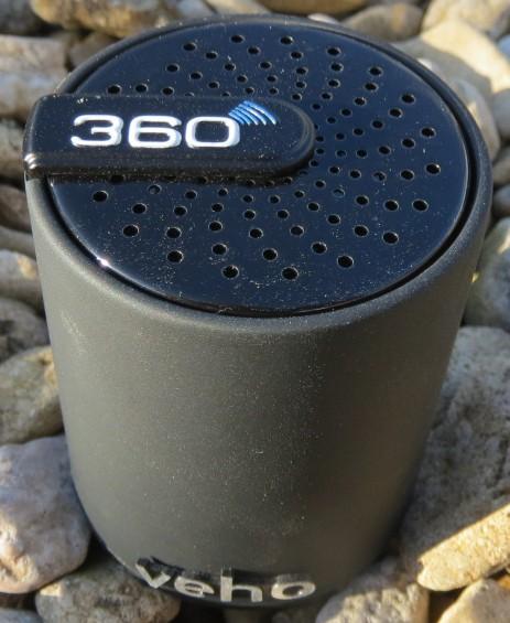 Veho 360 degree M3 Bluetooth Speaker