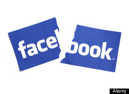 Facebook Break up