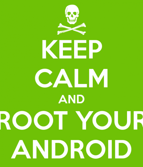 keep calm and root your android 2