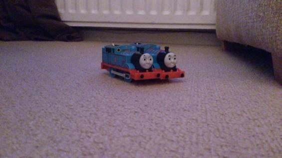xperia train