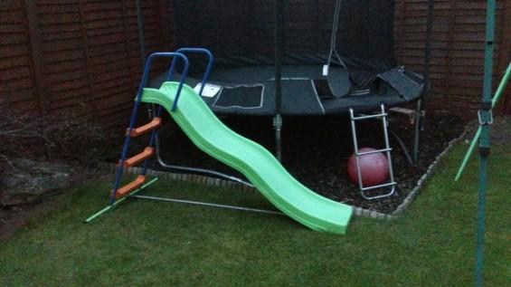 xperia trampoline