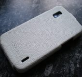 Issentiel Leather Nexus 4 case   Review