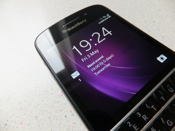BlackBerry Q10 Pic7