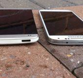 HTC One vs Samsung Galaxy S4   FIGHT!