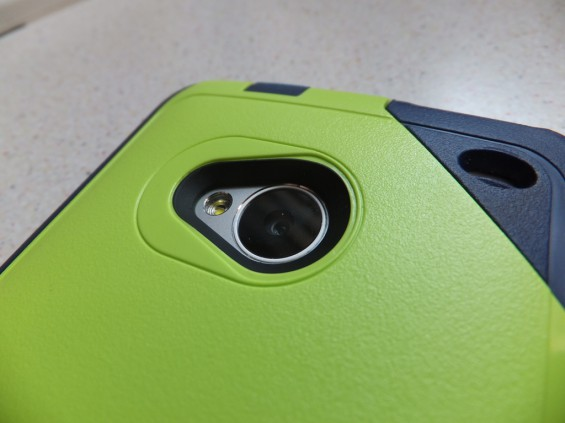 HTC One Otterbox Commuter Case Pic11