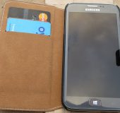 Covert Low Profile flip case for Samsung Ativ S   Review