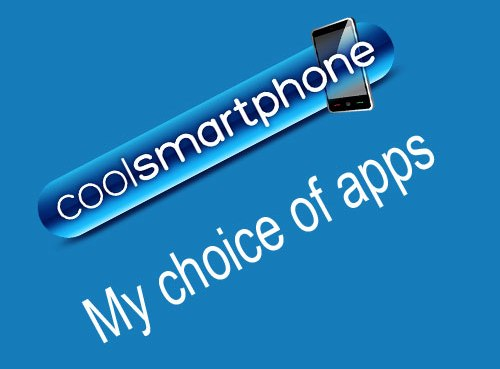 My choice of apps