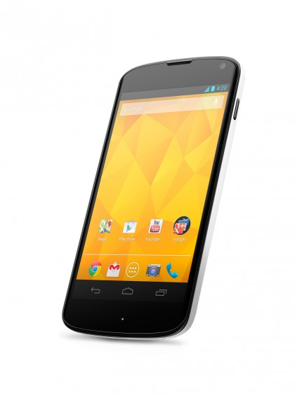 Nexus 4 by LG front