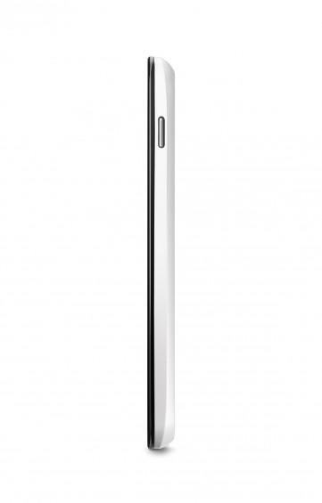 Nexus 4 by LG white side