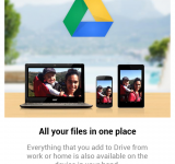 Google Drive updated